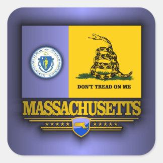 Massachusetts DTOM Stickers