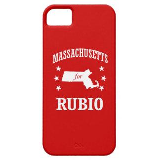 MASSACHUSETTS FOR RUBIO iPhone 5 COVERS