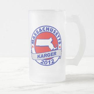 Massachusetts Fred Karger Mugs