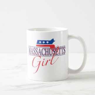 Massachusetts Girl Mug