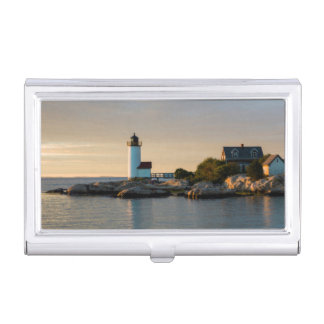 Massachusetts, Gloucester, Annisquam, Annisquam Business Card Holder