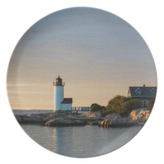 Massachusetts, Gloucester, Annisquam, Annisquam Party Plates