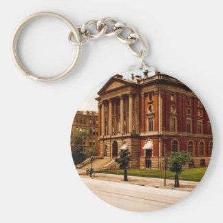 Massachusetts Institute of Technology Key Ring