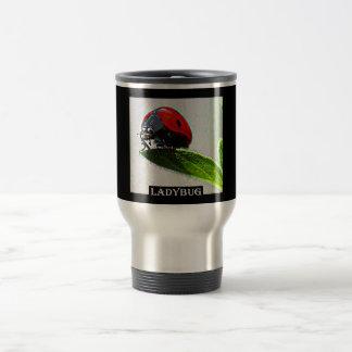 Massachusetts Ladybug Travel Mug