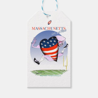 massachusetts loud and proud, tony fernandes gift tags