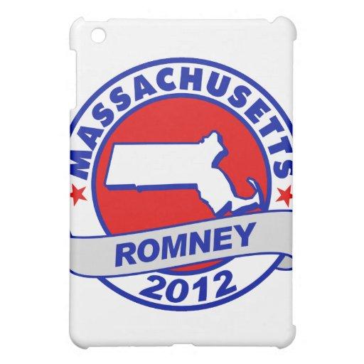 Massachusetts Mitt Romney iPad Mini Cases