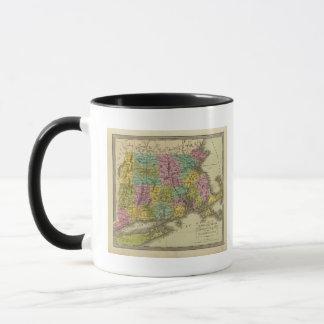 Massachusetts Rhode Island And Connecticut 2 Mug