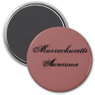 Massachusetts State Magnets