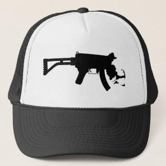 Massachusetts: The Spirit of America Trucker Hat