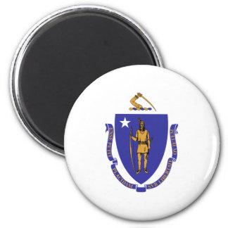 Massachusetts, United States Fridge Magnets
