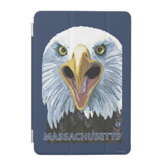 MassachusettsEagle Up Close iPad Mini Cover