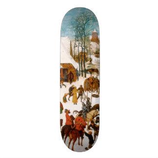 Massacre of the Innocents by Pieter Bruegel Skate Board Decks
