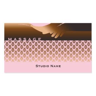 Massage - Business Card