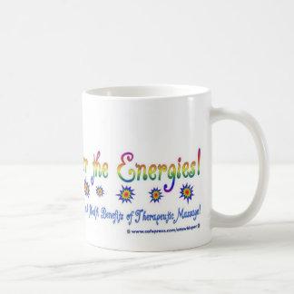 Massage Energies Coffee Mug