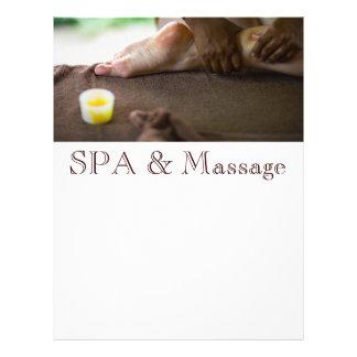 Massage 21.5 Cm X 28 Cm Flyer