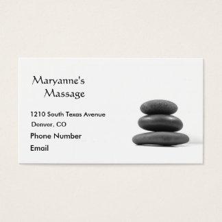 Massage Stones Photo