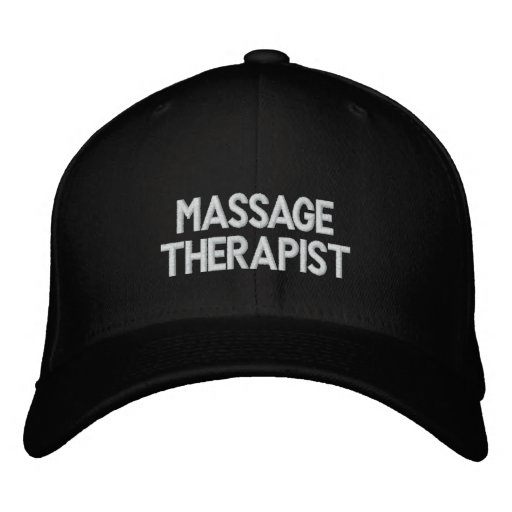 MASSAGE THERAPIST Baseball Cap