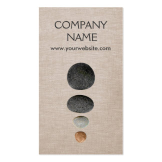 Massage Therapist Business Card Pack Of Standard Business Cards
