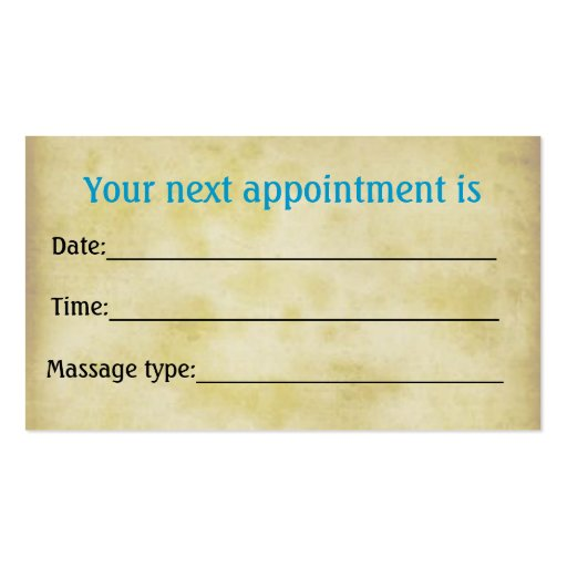massage therapist business card template bizcardstudiocouk