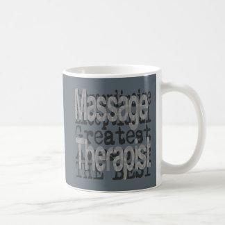Massage Therapist Extraordinaire Coffee Mug