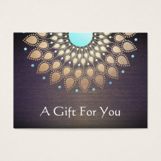 Massage Therapist Gift Card