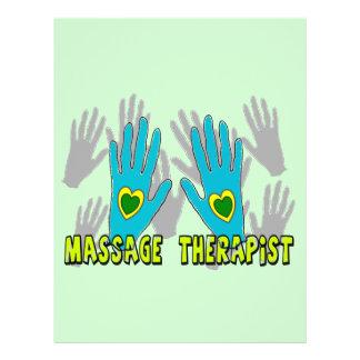 Massage Therapist Gifts 21.5 Cm X 28 Cm Flyer