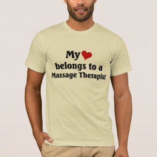 Massage therapist T-Shirt
