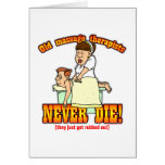 Massage Therapists Greeting Cards