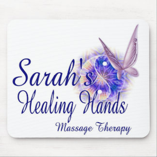Massage Therapy in Franklin Tennessee Mouse Mat