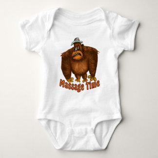 Massage Time Baby Bodysuit