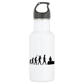 Masseuse 532 Ml Water Bottle