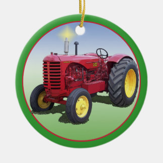 MASSEY HARRIS MODEL 55 CHRISTMAS ORNAMENT