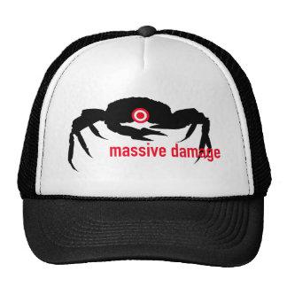 Massive Damage Trucker Hats
