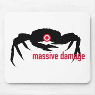 Massive Damage Mouse Pad