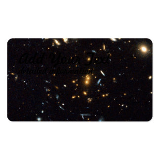 Massive Galaxy Cluster RDCS 1252 Pack Of Standard Business Cards