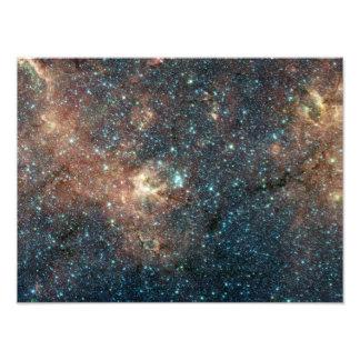 Massive Star Cluster Art Photo