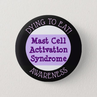 Mast Cell Activation Syndrome: Dying to Eat Button