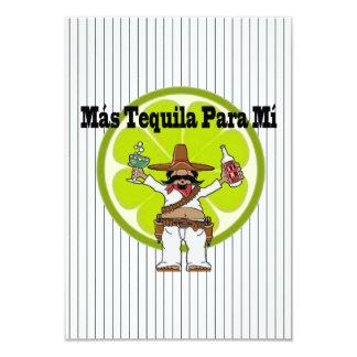 MásTequila Para Mí Cinco de Mayo Party Invitations