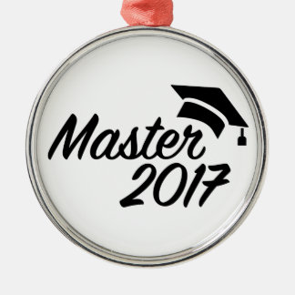 Master 2017 christmas ornament