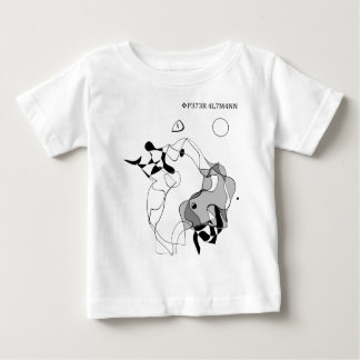 Master and Margarita Baby T-Shirt