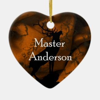 Master Anderson Ornament