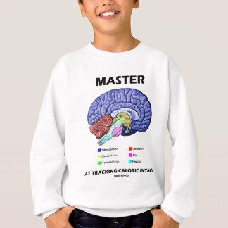 Master At Tracking Caloric Intake (Brain Attitude) Tee Shirt