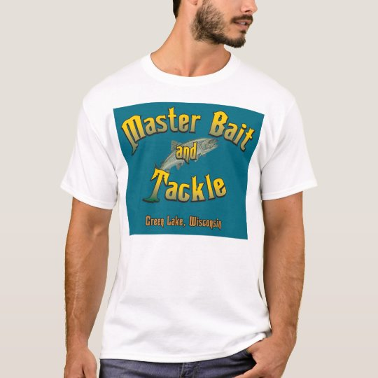 Master Bait and Tackle T-Shirt