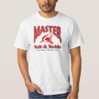 Master Bait & Tackle, Jaco Beach, Costa Rica T-Shirt