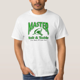 Master Bait & Tackle Shark, Jaco, Costa Rica T-Shirt