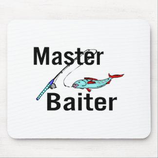 Master Baiter Mouse Mat