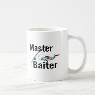 Master Baiter Basic White Mug