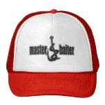 Master Baiter Trucker Hats
