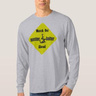Master Baiter Yield Tshirts