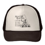 MASTER BAITERS CATCH MORE FISH T-shirt Cap